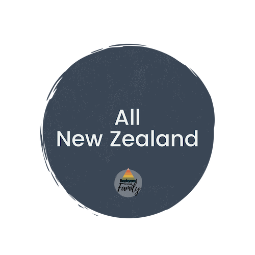 Backyard Travel Family / Practical Advice for active family holidays in New Zealand