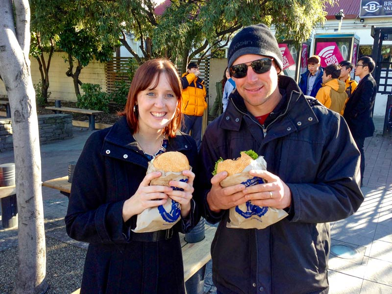Want to know what to eat in Queenstown, Fergburger has the best burgers